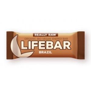 LIFEFOOD - Barretta Lifebar noci brasiliane gr.47