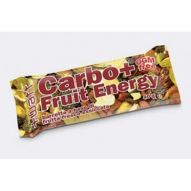 + Watt - Carbo + fruit energy barretta 40 gr.