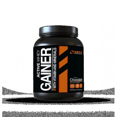SELF - ACTIVE WHEY GAINER 2 Kg. Strawberry