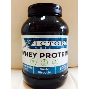 VICTORY NUTRITION - WHEY PROTEIN GUSTO BISCOTTO 900 GR.