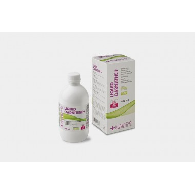 + Watt - Liquid Carnitine+ 450 ml.