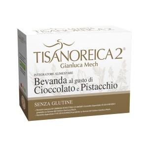 MECH - Bevanda gusto cioccolato pistacchio 4 buste