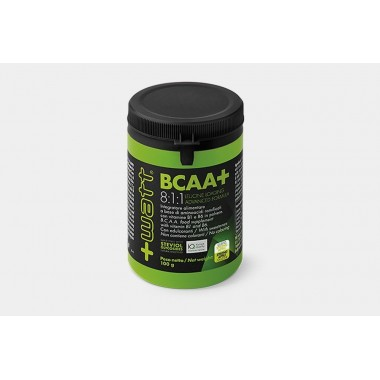 + Watt - BCAA 8.1.1. strong apple 100 gr.