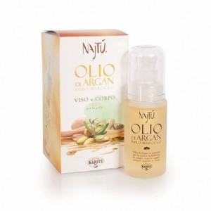 CABASSI GIURIATI viso e corpo olio di argan 30 ml.
